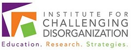Institute for Challenging Disorganization (ICD) former NSGCD