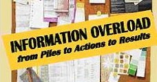INFORMATION OVERLOAD - from Piles to Actions to Results  copyright © 2011