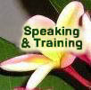 Speaking & Training